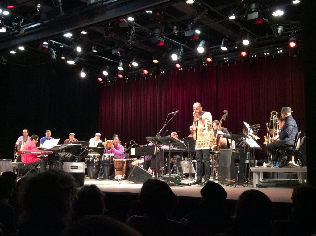 Lionel Loueke & ALJO At Symphony Space