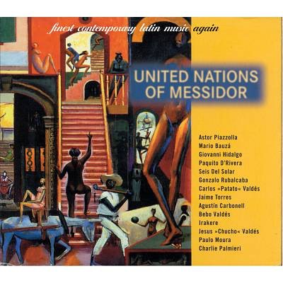 "Various Artists ""United Nations of Messidor"""